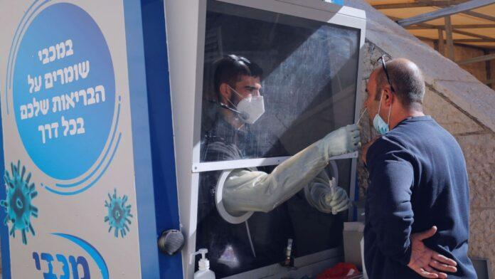 Israel entra en tercer cierre mientras las vacunaciones establecen récords mundiales