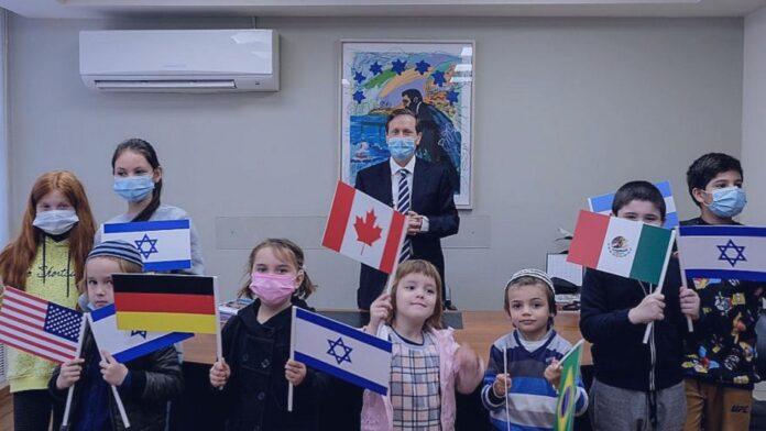 Más de 20.000 personas inmigraron a Israel el 2020, a pesar de la pandemia