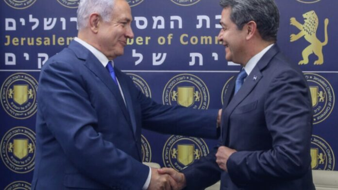 Honduras se convierte en el 50° país en formar el Caucus Parlamentario de Aliados de Israel
