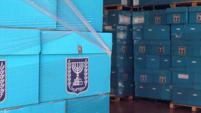Israel lidera las democracias en número de elecciones celebradas desde 1996