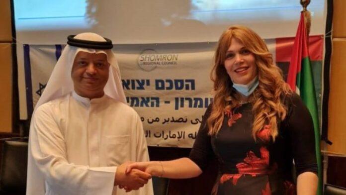 El vino y el aceite de oliva israelíes fluyen a los Emiratos Árabes Unidos mientras la paz rompe los corazones palestinos