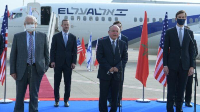 Gabinete israelí aprueba histórico acuerdo de paz con Marruecos