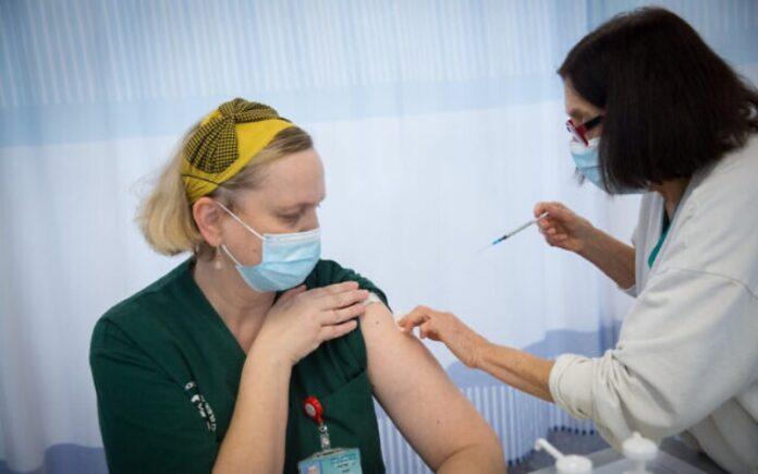 Hospital israelí: el 98% del personal que recibió la segunda inyección tiene anticuerpos COVID de alto nivel