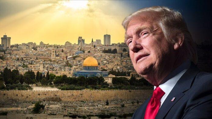 Israel nombrará la estación de tren en el Monte del Templo en honor a Trump