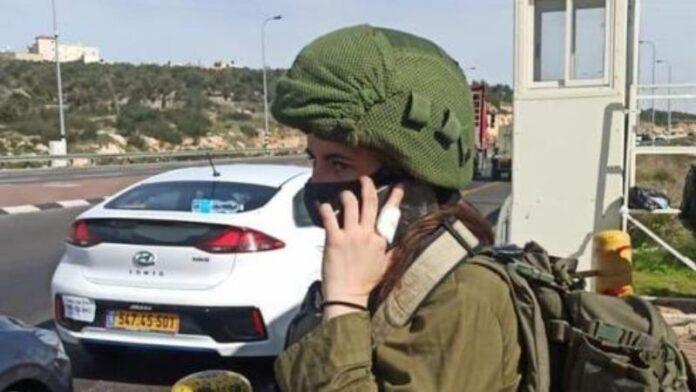 La oficial de las FDI que enfrentó al terrorista es una joven del Reino Unido