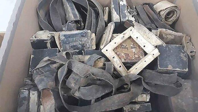 Museo del Holocausto israelí bajo fuego por presuntamente contrabandear artefactos fuera de Varsovia