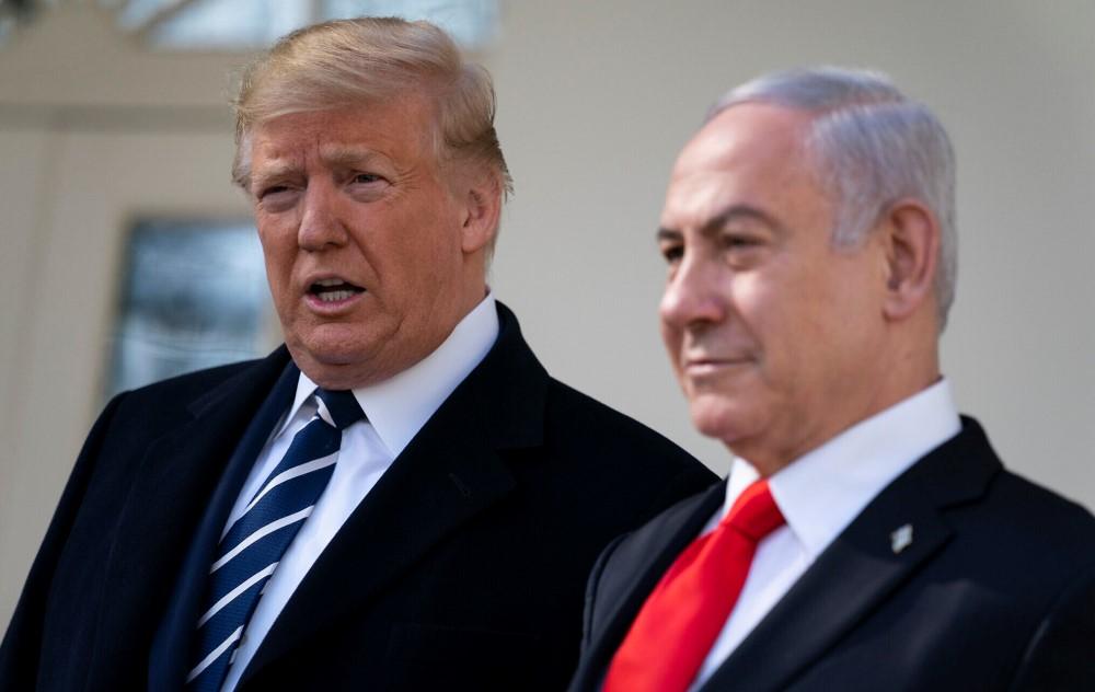 Netanyahu califica el 'alboroto' en Washington DC de 'vergonzoso' y elogia a Trump como pacificador en Medio Oriente