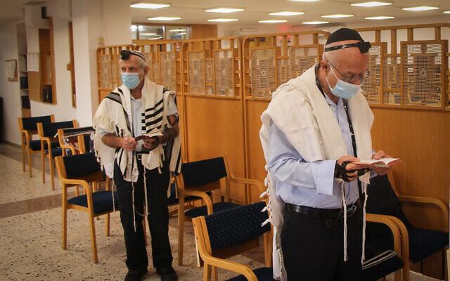 ¿Comenzar un nuevo trabajo como rabino durante la pandemia? Para los estadounidenses, no es fácil