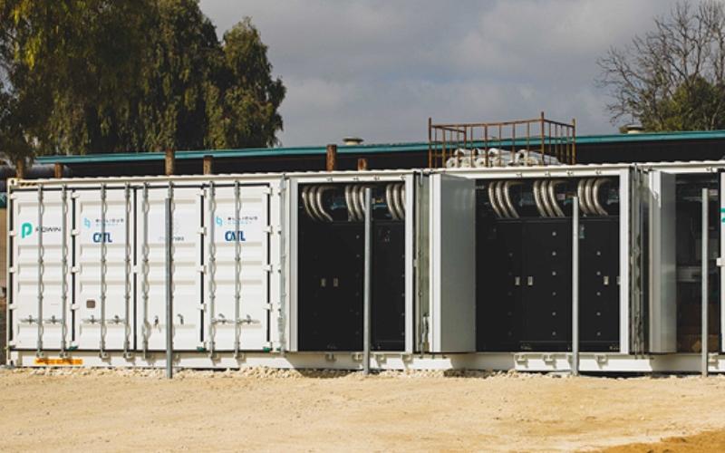 Por primera vez en Israel: se estableció un sistema para almacenar energía solar