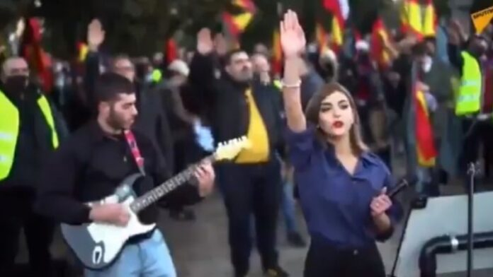 España investiga discurso antisemita en mitin neonazi