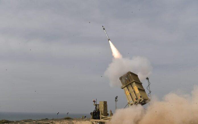 Israel realiza nuevas pruebas del domo de hierro mejorado que se instalará en los barcos
