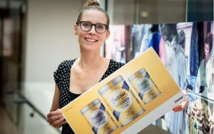 Las 'galletas judías', un postre básico holandés, reciben un nuevo nombre