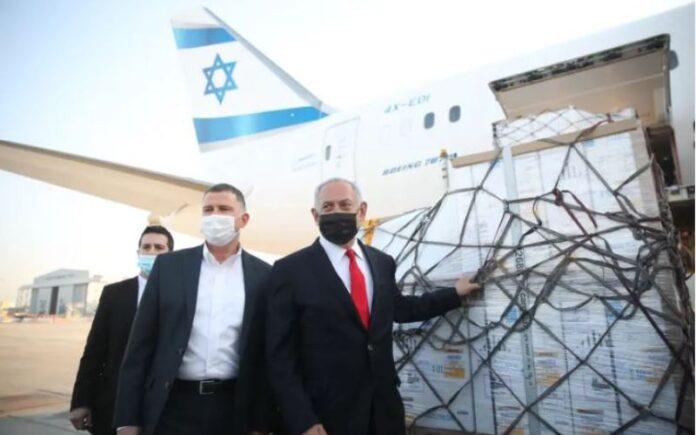 Llegan a Honduras las primeras vacunas COVID-19 desde Israel