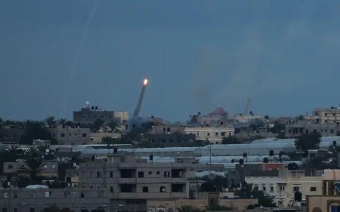 Cohete lanzado desde Gaza hacia Israel cae cerca de Beersheba