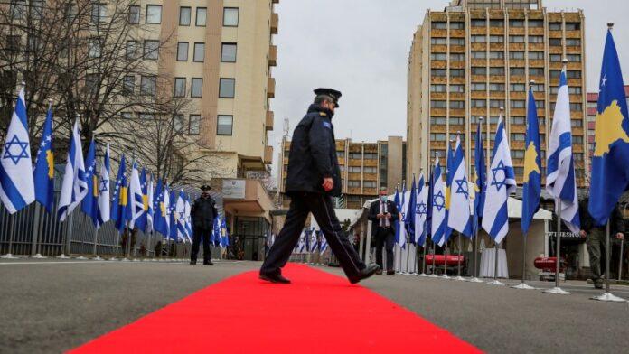 Con relaciones diplomáticas establecidas, Kosovo abre embajada en Jerusalén