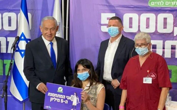 Coronavirus: cinco millones de israelíes vacunados