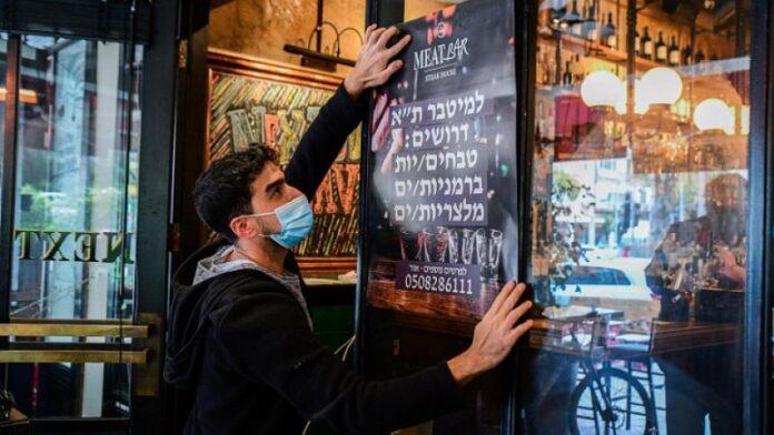 El ministro de salud de Israel dice que el 90 por ciento de los mayores de 50 años están 'vacunados o recuperados'