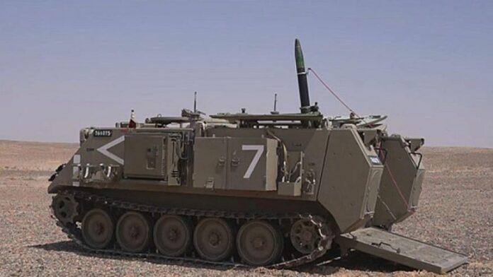 Israel presenta un sistema de mortero guiado que cambia el campo de batalla