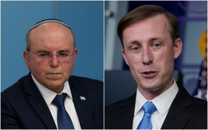 Israel y EE.UU. Celebran la primera reunión del grupo estratégico sobre Irán y cuestiones regionales
