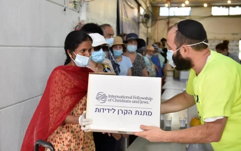 Bendeciré a los que te bendigan: cristianos donan 6,2 millones de dólares a Israel para la Pascua