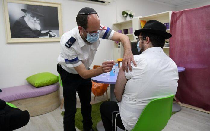 Los judíos europeos quieren venir a Israel para vacunarse