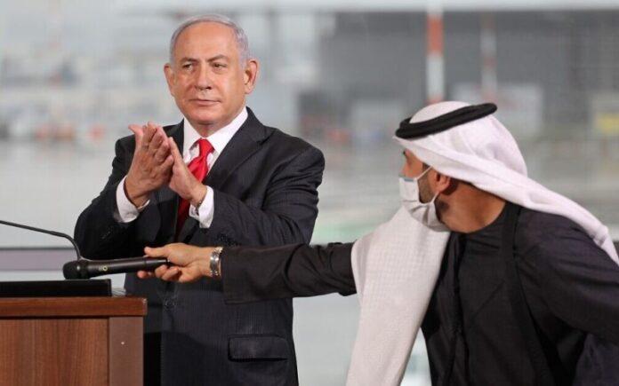 Netanyahu se ve obligado a cancelar su viaje a los Emiratos Árabes Unidos en medio de una disputa con Jordania