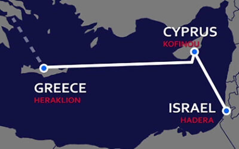 Israel firma un acuerdo para conectar la red eléctrica con Chipre y Grecia a través de un cable submarino