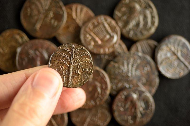 Textos bíblicos de 2.000 años de antigüedad encontrados en Israel, el primero desde los Rollos del Mar Muerto