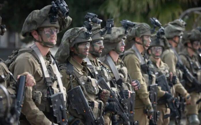 El nuevo batallón etrog de las FDI hace que los batallones sean más fuertes e independientes