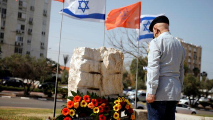 Israel honra a las víctimas del Holocausto mientras las vacunas COVID-19 mantienen con vida a los sobrevivientes