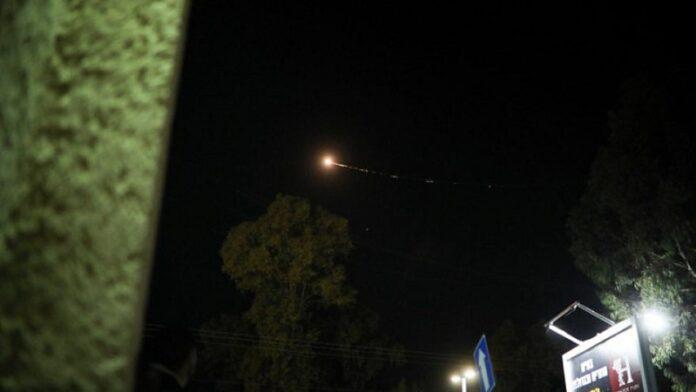 Israel intercepta cohetes sobre Sderot mientras continúan los ataques desde Gaza