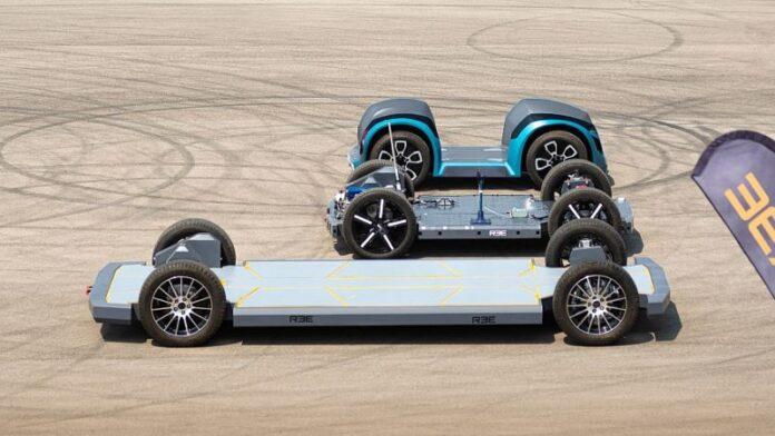 La filial de Toyota se une a la startup israelí para crear vehículos comerciales eléctricos