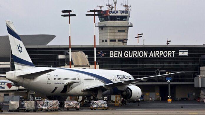 Aerolíneas estadounidenses cancelan vuelos a Israel debido a los conflictos