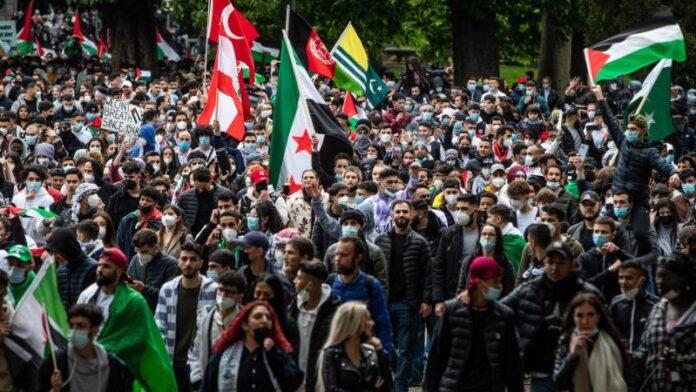 Alemania promete tomar medidas enérgicas contra el antisemitismo en las protestas contra Israel