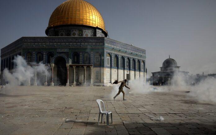 Cronología de los enfrentamientos en la Ciudad Vieja de Jerusalén