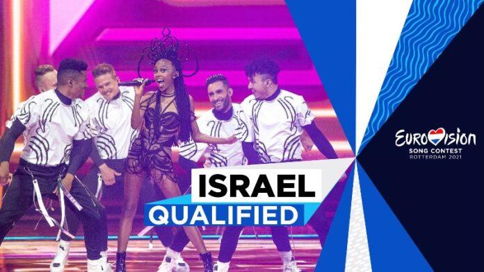 Eden Alene lleva a Israel a la final del Eurovisión 2021