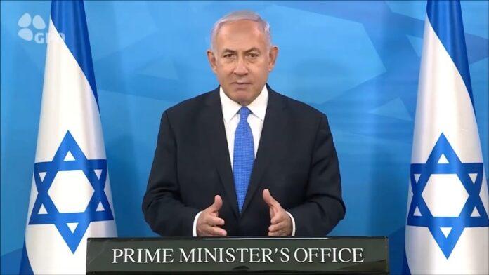 Netanyahu: Lo que está pasando en las ciudades israelíes en los últimos días es insoportable