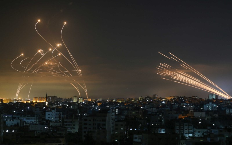 Israel y Hamas acuerdan un alto el fuego en Gaza para poner fin a 11 días de combates