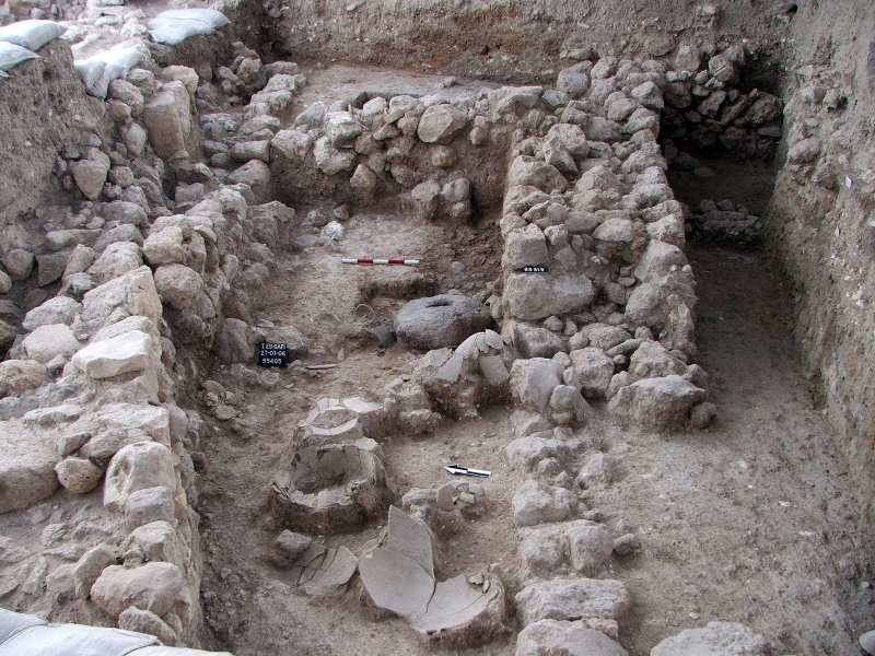 La última batalla de los filisteos: los arqueólogos encuentran pistas sobre la caída de Gat