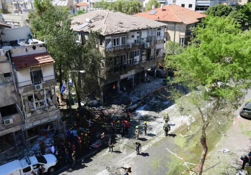 Las FDI lanzan un ataque masivo contra Gaza y bombardean la casa del jefe de Hamas