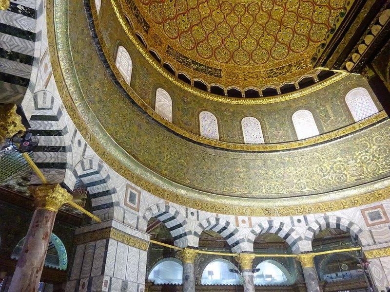 Los historiadores musulmanes confirman constantemente los lazos judíos con Jerusalén