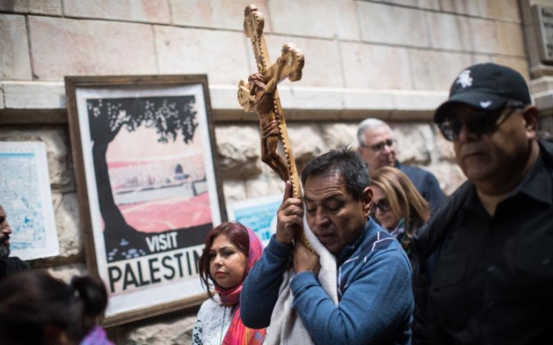 """Para algunos cristianos: """"El amor incondicional a Israel tiene límites"""""""