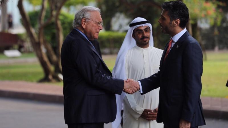 Israel da la bienvenida al primer estudiante universitario de los Emiratos Árabes Unidos