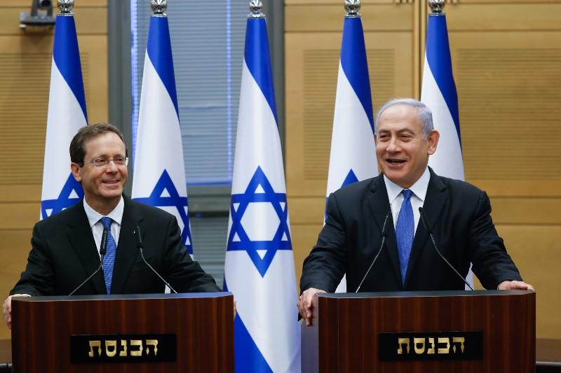 Isaac Herzog es elegido como el undécimo presidente de Israel, con 87 votos de los 120 de la Knesset