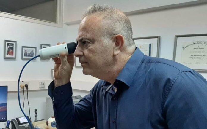 Inventado en Israel, el análisis de sangre sin aguja despegará para realizar pruebas en el espacio