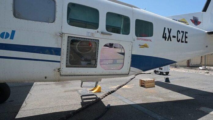 Israel demuestra el primer interceptor láser aerotransportado de la historia