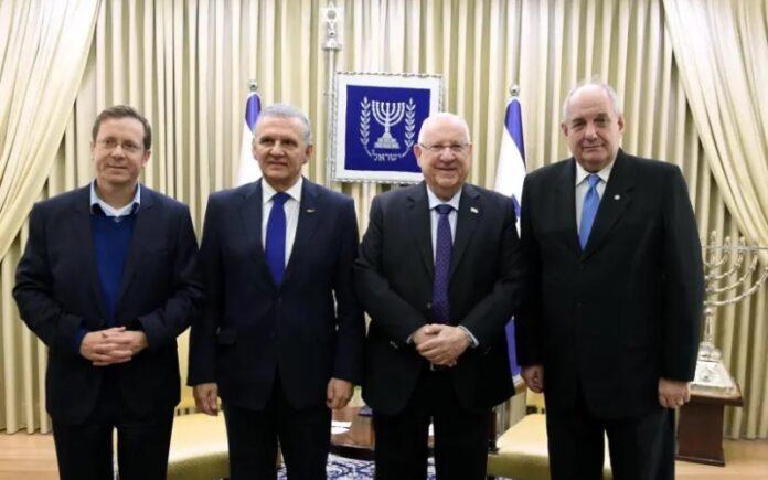 ¿Israel realmente necesita un presidente?