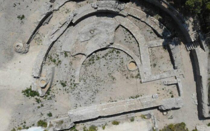 La basílica de 2.000 años de antigüedad era el centro de la vida cotidiana en Ashkelon de la era romana