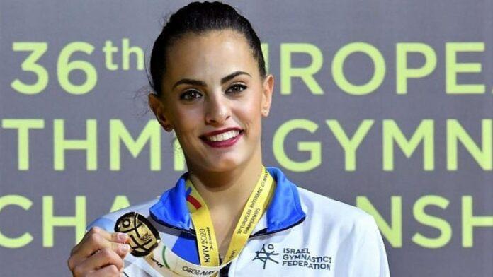 La gimnasta israelí Linoy Ashram gana el oro y dos platas en el campeonato mundial de Italia