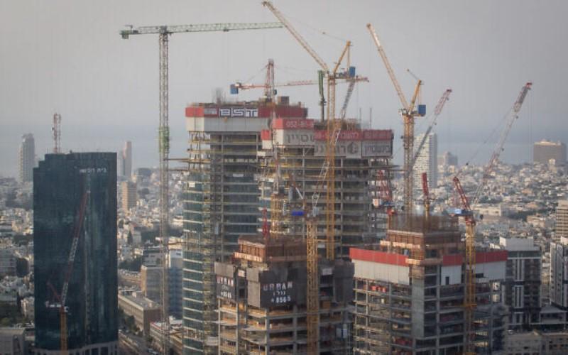 Los precios de la vivienda en Israel se dispararon un 5,6% durante el año pasado